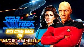 NEW Slot Star Trek ! High Limit Magic Of The Nile Slot Machine Max Bet FEATURES WON ! Live Slot Play
