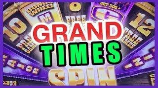•  Having a GRAND Time • at the Casino!! • • Buffalo Grand + MORE! • Slot Fruit Machine w Brian C