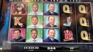 Amazing Jackpot playing the Black Widow Game at The Cosmopolitan in Las Vegas!