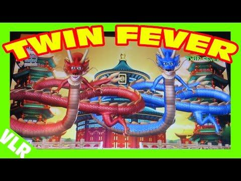 Dragon's Law Twin Fever - Slot Machine LIVE PLAY & BONUS - Freeplay Friday 70
