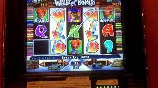 catch a wave slot machine