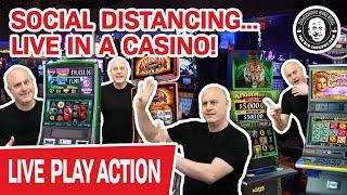 ★ Slots ★ Playing LIVE & Playing SAFE ★ Slots ★ Virus Can't Keep Us From The CASINO