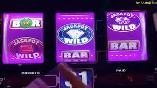 All Wonderful Win - Double LION, Wild GEMS, Quick Hit Black & White, Smokin Hot Stuff [赤富士スロット] カジノ