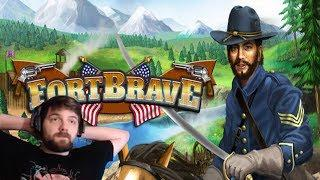 2 BIG WINS during Basegame on Fort Brave - Bally Wulff Slot - 1€ BET!