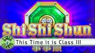 Shi Shi Shun slot machine, Bonus