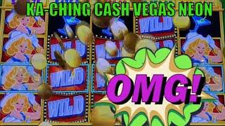 ⋆ Slots ⋆LUCK HAS ARRIVED !!⋆ Slots ⋆KA-CHING CASH VEGAS NEON Slot⋆ Slots ⋆$125 Slot Free Play⋆ Slot
