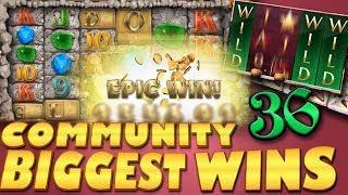 CasinoGrounds Community Biggest Wins #36