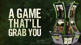 Behind the Scenes - The Walking Dead• II Slot Game