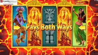 Volcano Riches Hot new slot from Quickspin - dunover tests.