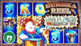 Eureka Reel Blast slot machine, bonus