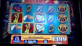 Madame X Slots - Madame X Slot Review & Bonus Rounds