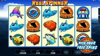 Reel Spinner Game Promo Video