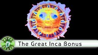 The Great Inca slot machine, Bonus