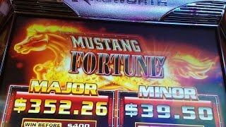 Mustang Fortune Free Spins