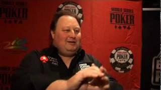 WSOP 2009 Nov9 Greg Raymer World Series of Poker WSOP 2009.flv