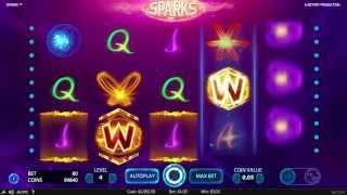 Sparks™ - NetEnt
