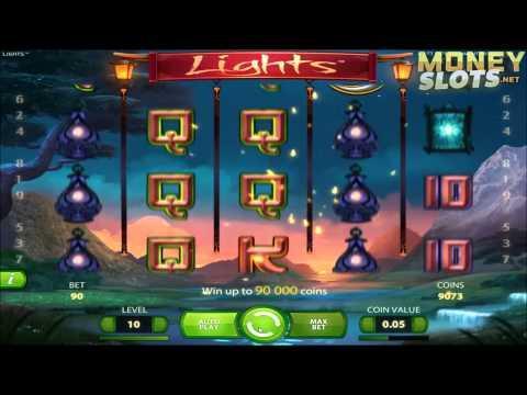 Lights Video Slots Review | MoneySlots.net