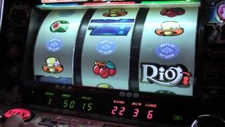 NET Super Blackjack Rio De Carnival Joker Version Pachislo BONUS JACKPOT