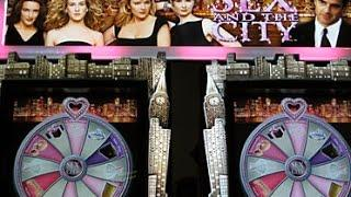 Sex and The City Slot $4.00 bet Live Play and bonuses