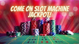 Slicing for a Slot Machine JACKPOT!