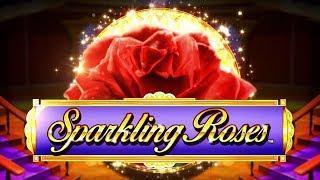 Sparkling Roses Slot - NICE SESSION - LIVE PLAY BONUSES!