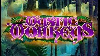 Mystic Monkeys Slot Machine Game