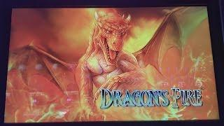 Dragon's Fire Slot Machine by WMS - Bonus Features and a Twist