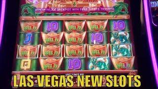 •LAS VEGAS NEW SLOTS!•50 FRIDAY 18•Fun Real Slot Live Play•Fu Fu Fu/Mustang/Little Green Men 2 Slot•