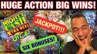 ⋆ Slots ⋆ HIGH LIMIT MIGHTY CASH XTRA REEL DREAM SESSION @ $25 BIG BET!! ⋆ Slots ⋆ ⋆ Slots ⋆