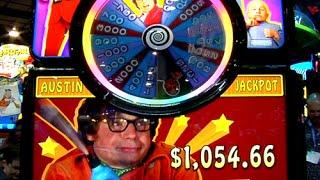 Austin Powers Slot Machine from WMS Gaming