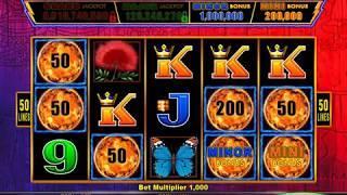 FIRE TIKI Video Slot Casino Game with a FIRE TIKI RESPIN BONUS