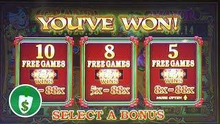 88 Fortunes 3 Reel slot machine, bonus