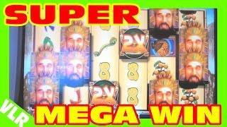 Fortune Ruler - SUPER MEGA BIG WIN - Slot Machine Bonus