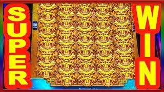 ** SUPER WIN ** DRAGON EMBLEM JACKPOTS By Konami  ** SLOT LOVER **