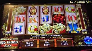 BIG WIN•Twice The Money Slot Machine & Quad Shot Electric Nights Slot Mashine at San Manuel Casino