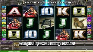 All Slots Casino Tomb Raider Secret Of The Sword Video Slots
