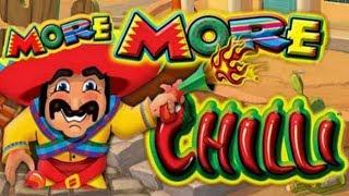 MORE MORE BIG WINS on MORE MORE CHILLI SLOT POKIE BONUSES - PECHANGA CASINO