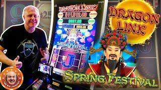 •OVER 7 THOUSAND DOUBLE DRAGON HANDPAY$! •Spring Festival Pays Out BIG! •