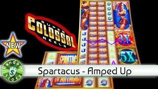 •️ New - Spartacus Super Colossal Reels slot machine, Bonus