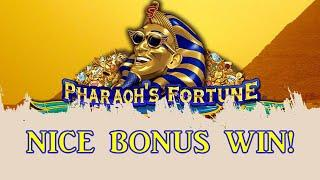 Pharoah's Fortune - BONUS BABY! 5x22