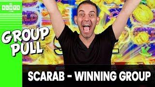 • $3800 In & Scarab Win! • Group Pull @ Cosmo Las Vegas • BCSlots