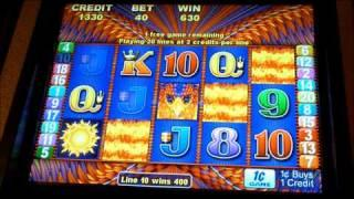 Fantasy slot machine