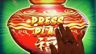 •NEW ! BIG WIN !•Lock It Link MYSTICAL FORTUNES Slot (SG)•PINK PANTHER•彡San Manuel 栗スロ