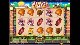WIN BONUS with SEASON GREETINGS Online slot | Clubsuncity Online Casino Malaysia | Bigchoysun.com