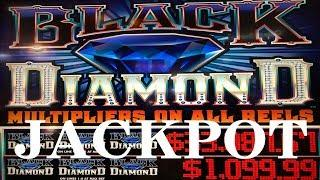 Big Win & Handpay Jackpot - Black Diamond Max Bet $27 @ San Manuel Casino