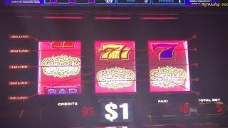 Slots Weekly highlights #7 July 31, Aug 2nd, 4th. & Unpublished Video, San Manuel Casino, Akafuji