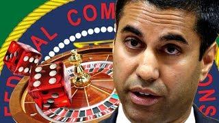 The Truth about Online Gambling, Net Neutrality, and the FCC