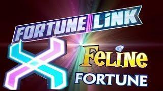 Fortune Link: Feline Fortune - IGT - New - Major Run !