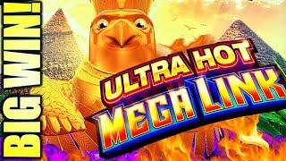 ⋆ Slots ⋆ULTRA HOT MEGA LINK EGYPT!⋆ Slots ⋆ ON FIRE! $10 BETS! GREAT BIG WIN RUN! Slot Machine (SG)