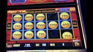 HUGE Jackpot at HIGH LIMIT Lightning Link Slots